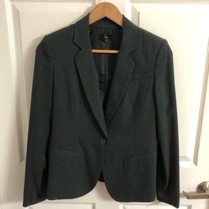 Aqua Suit Blazer